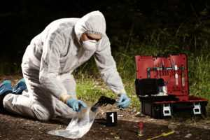 How Forensic Scientists Investigate a Crime Scene