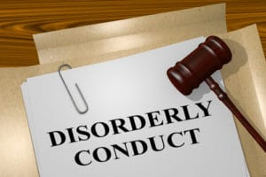 Disorderly Conduct Attorney in Atlantic County New Jersey